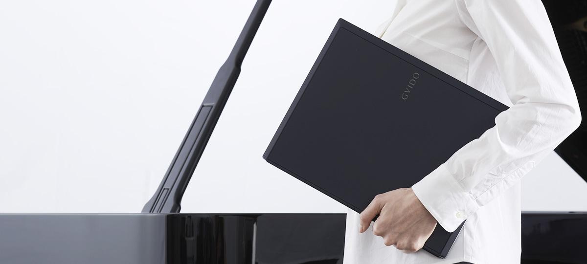 Nous avons révolutionné la scène musicale en numérisant les partitions pour les musiciens.